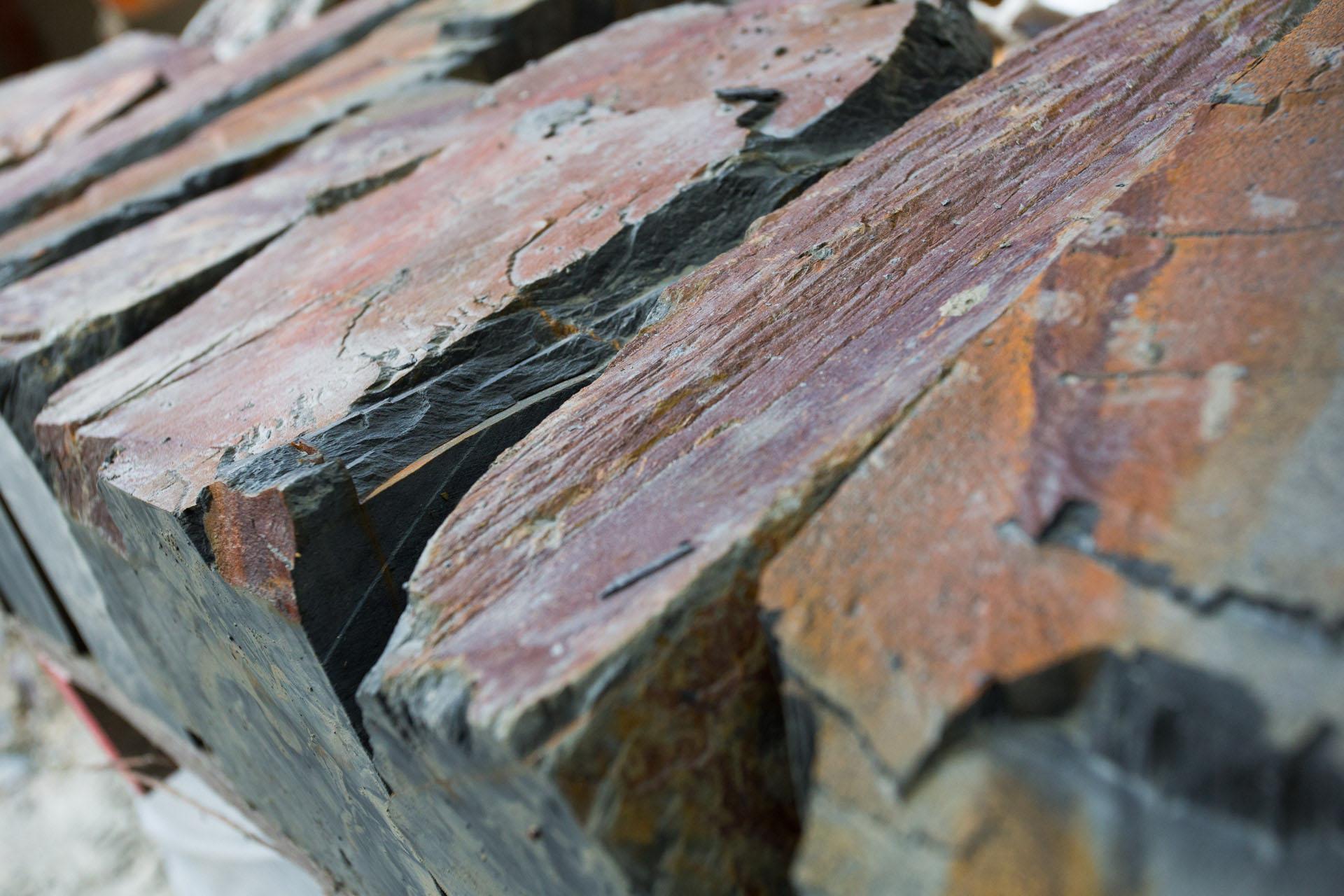 Rustic stone