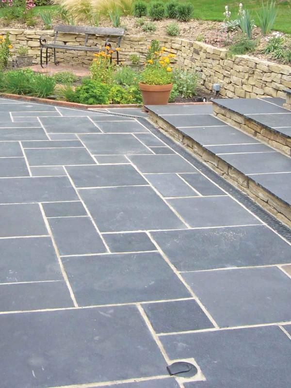 limestone paving slabs 900 x 600mm lantoom quarry. Black Bedroom Furniture Sets. Home Design Ideas