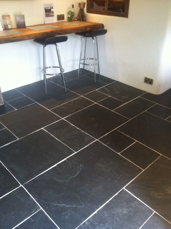 Slate paving 10mm for interior use