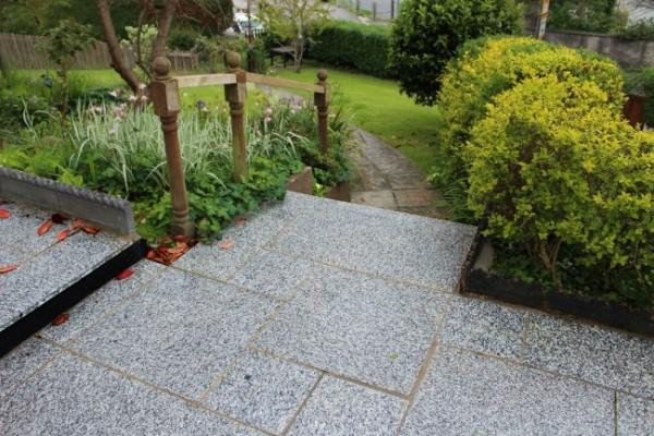 Granite paving slabs 600 x 600mm | Lantoom Quarry suppliers of ...