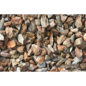 20-40mm graded stone