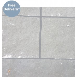 Blue limestone patio paving pack