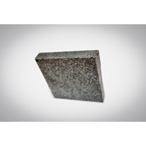 Dark grey granite sample