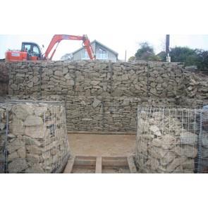 50-200mm gabion stone