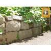 Granite walling stone - cropped 100 - 200mm