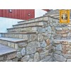 Granite walling stone - 100mm