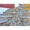 Granite walling stone - 100mm