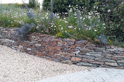 Drystone walling