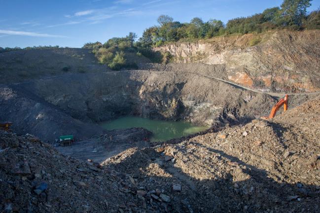 Lantoom quarry