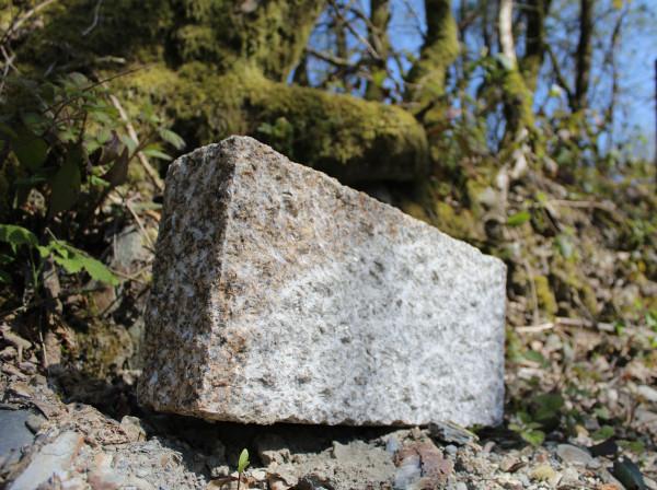 Cornish granite quoins