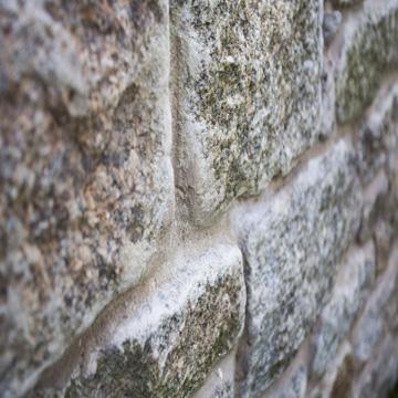 Granite walling